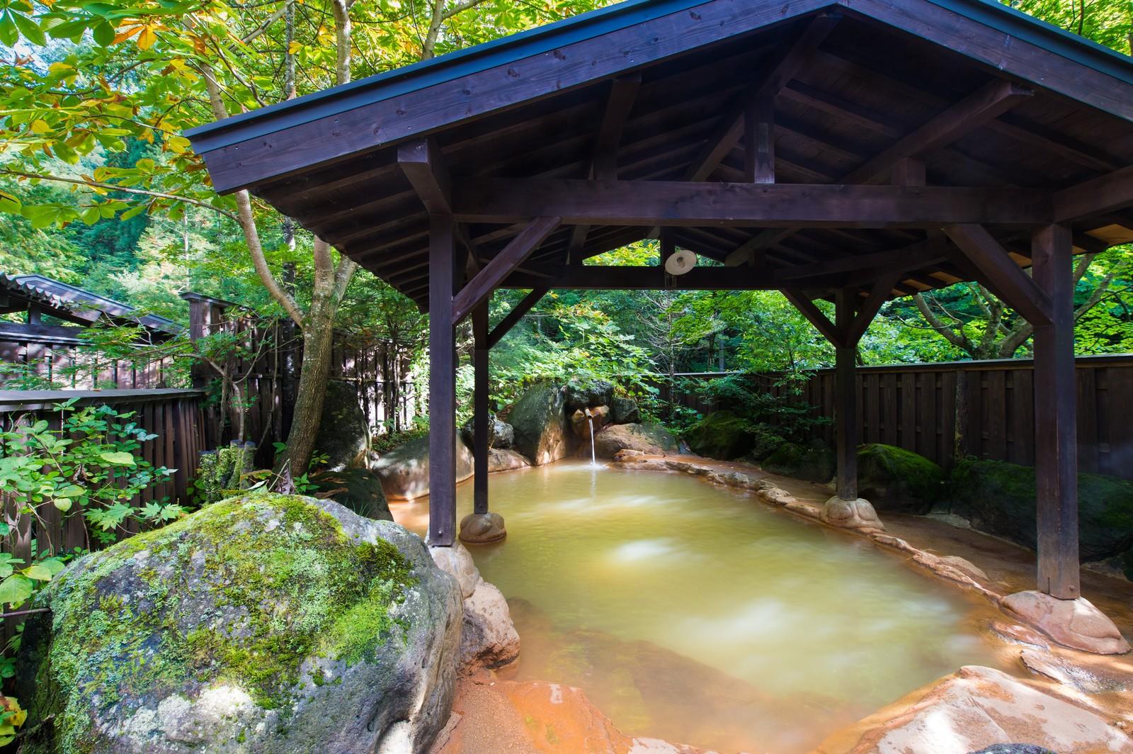 温泉の日本三大を徹底調査!名湯・秘湯・古泉など様々な三大で癒されよう!