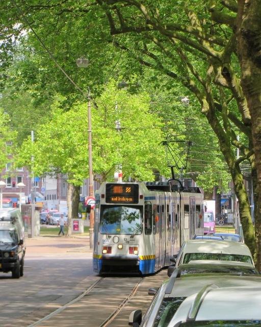 アムステルダム観光はトラムで!路線図や乗り方から料金体型まで網羅!