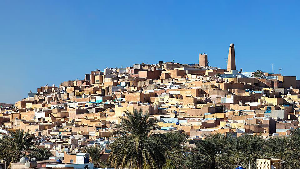 アルジェリア観光ランキング!人気スポットやおすすめ穴場も