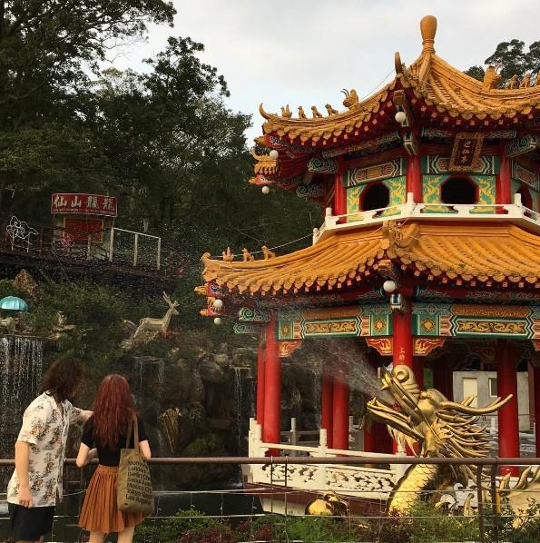 指南宮は台北の最強パワースポット?!台湾道教の総本山をご紹介