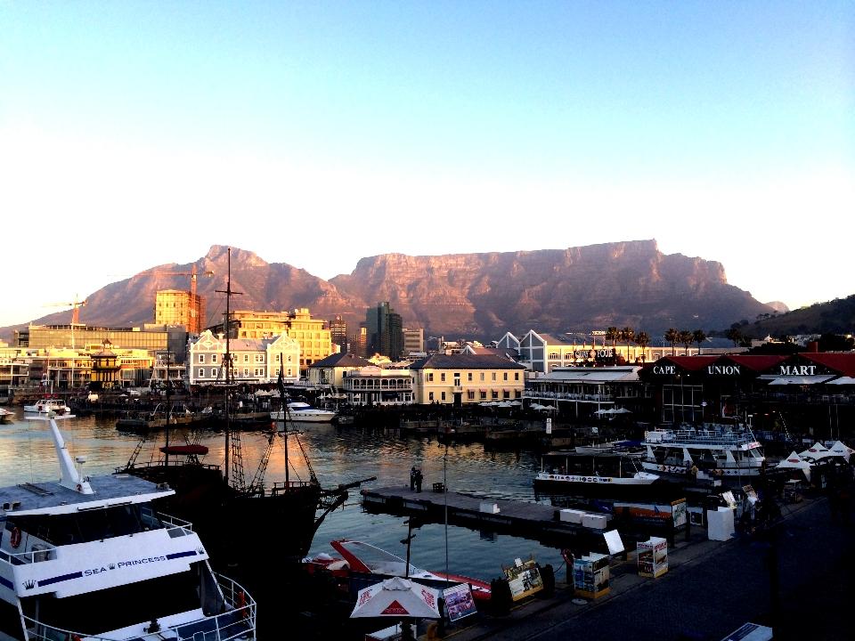 南アフリカ・ケープタウン観光スポット!気候は?テーブルマウンテンからの絶景!