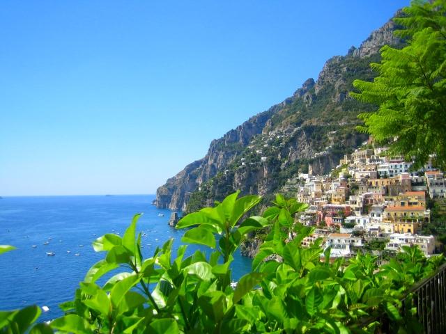 アマルフィ海岸を観光!イタリア屈指のリゾート地でおすすめ!