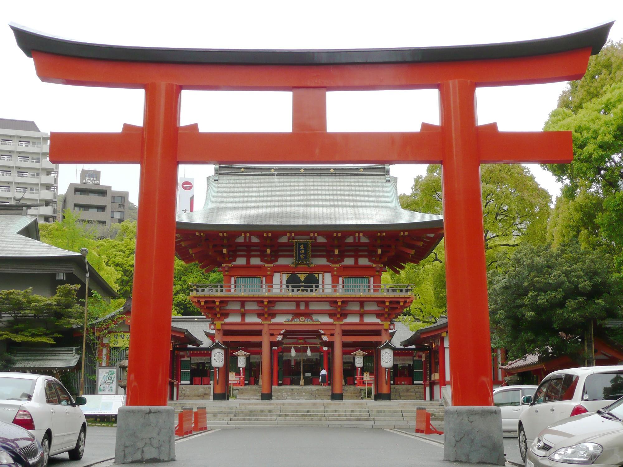 神戸の神社&パワースポット巡り!運気が上がる有名な場所とは?