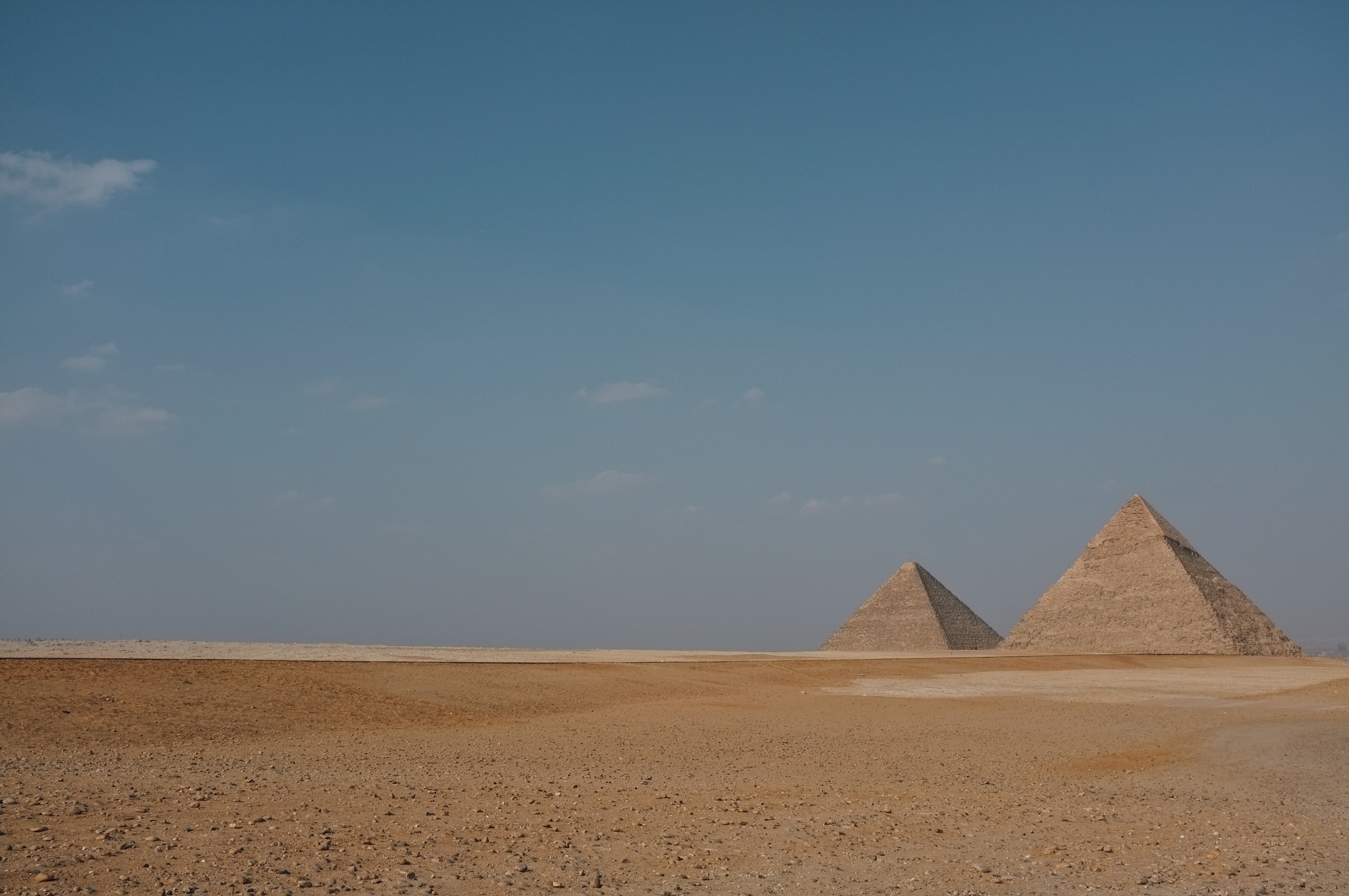 ギザの大スフィンクスはエジプト世界遺産!三大ピラミッドも合わせてご紹介!