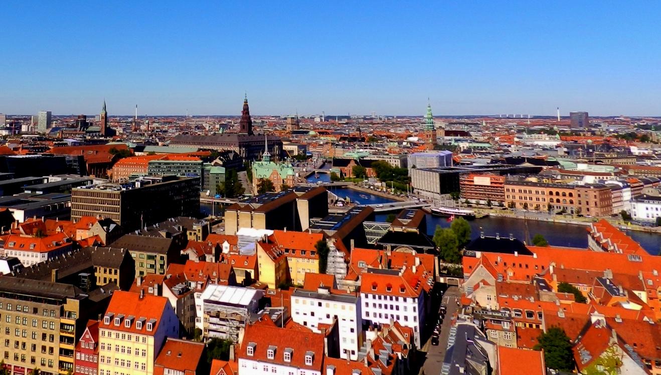 コペンハーゲンの観光スポット!おすすめモデルコースあり!治安は?