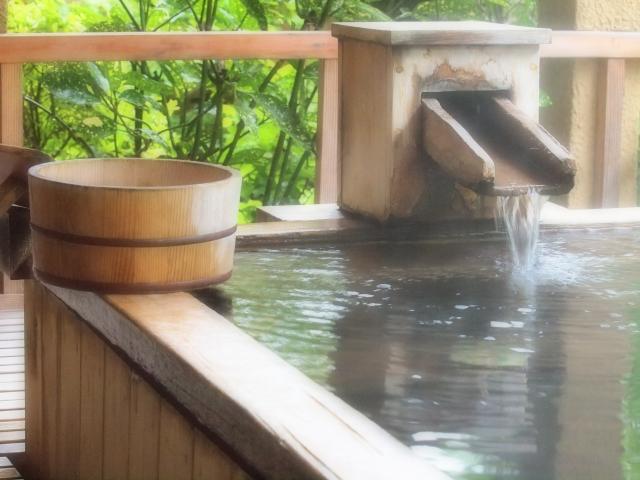 なばなの里の温泉は日帰りでも楽しめる!貸切や家族風呂でのんびり癒されよう!
