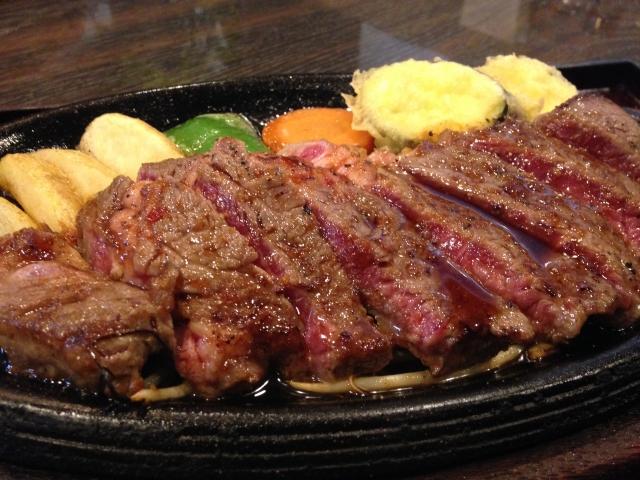 目黒のステーキハウス・リベラで肉を楽しむ!プロレスラーの聖地で有名?