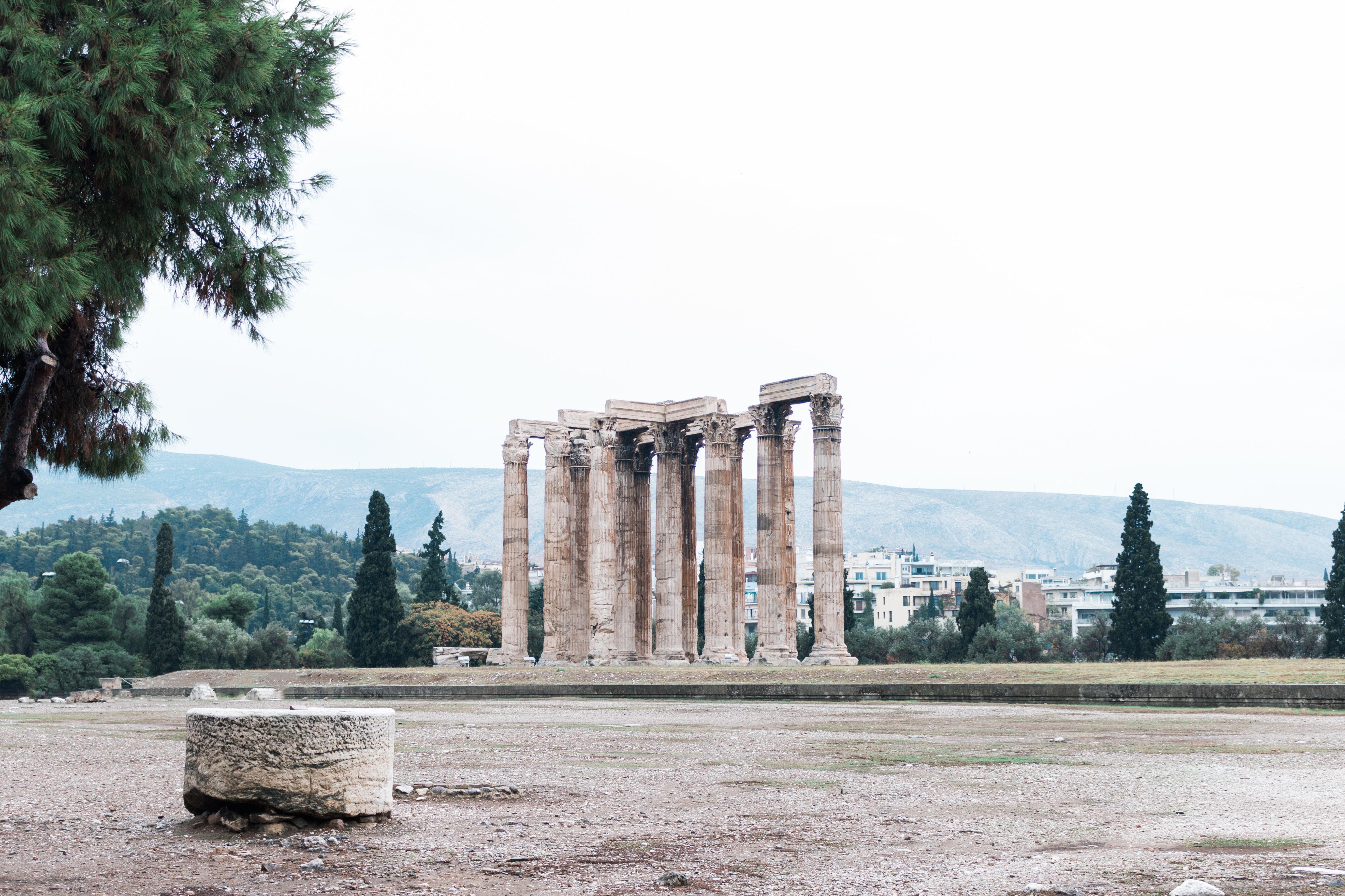 パルテノン神殿の見どころ!近代建設の元になった黄金比とは?