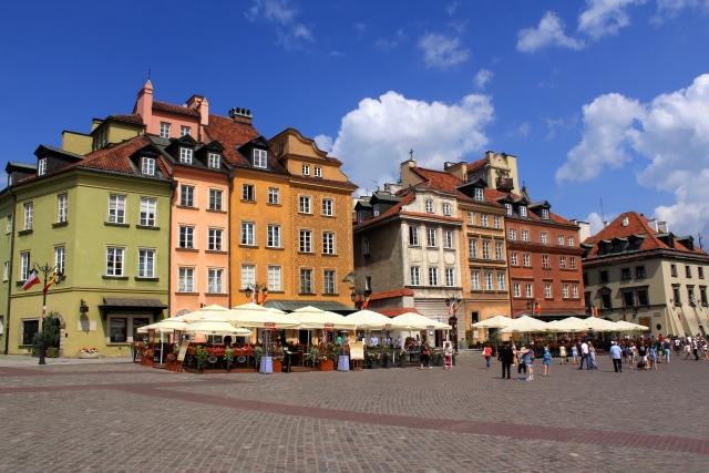 ポーランドでは英語が通じる?ポーランドの言語を知って旅行に活用!