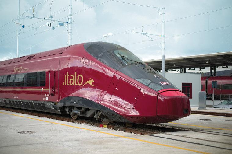 イタリアを鉄道で旅行!乗り方やチケットの買い方は?路線は?