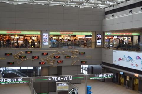 羽田空港で時間つぶしするなら?国際線・国内線の待ち時間の過ごし方!
