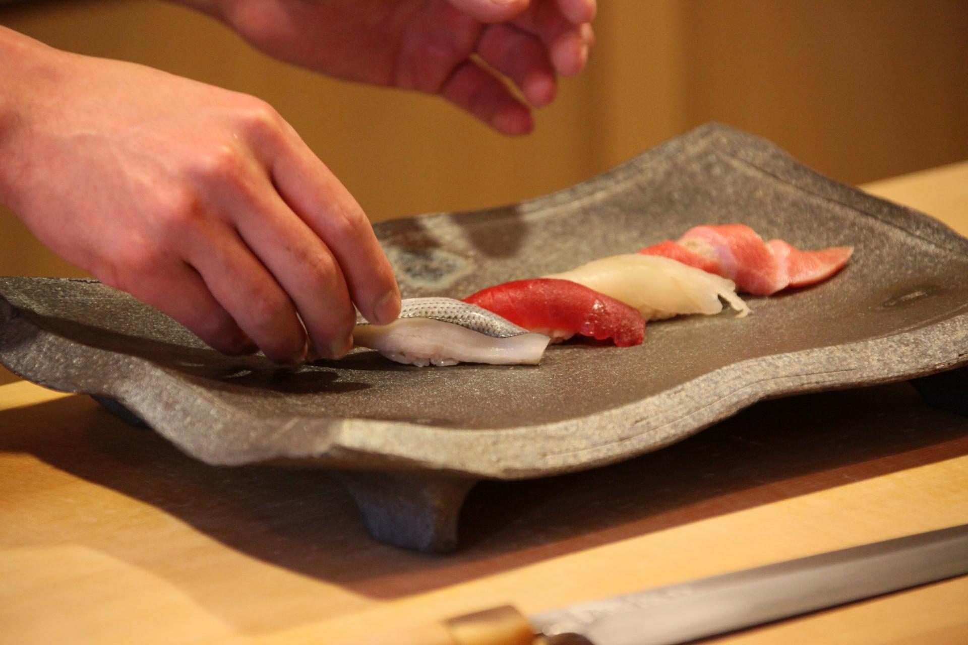 人形町の寿司屋でおすすめは?ランチや人気メニューも紹介!