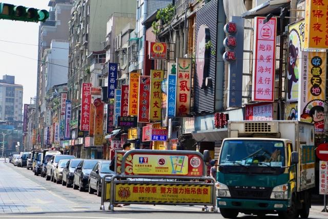 台湾のファッション街『五分埔商圏』でお買いもの!値段も安い!