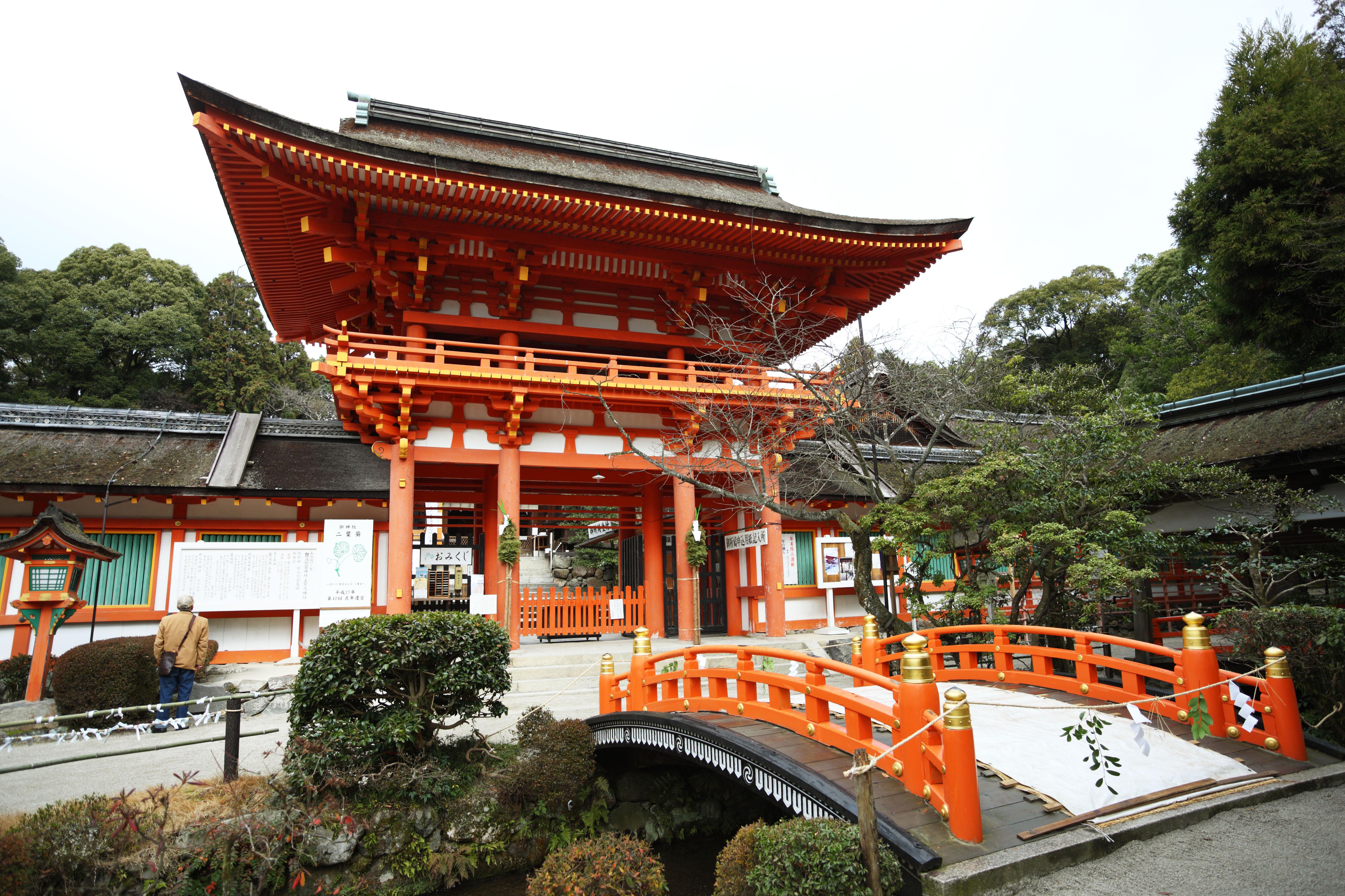 上賀茂神社周辺でランチのおすすめは?人気のカフェでお参りの後は一休み!