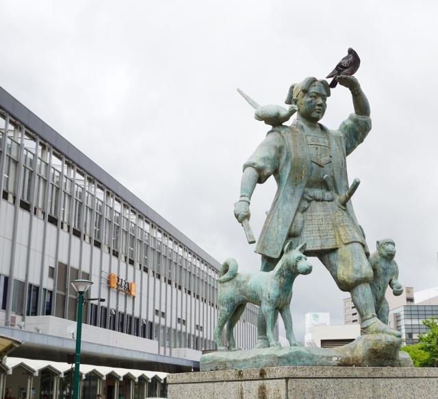 岡山駅のお土産ランキング!エキナカで買える人気おすすめを紹介!