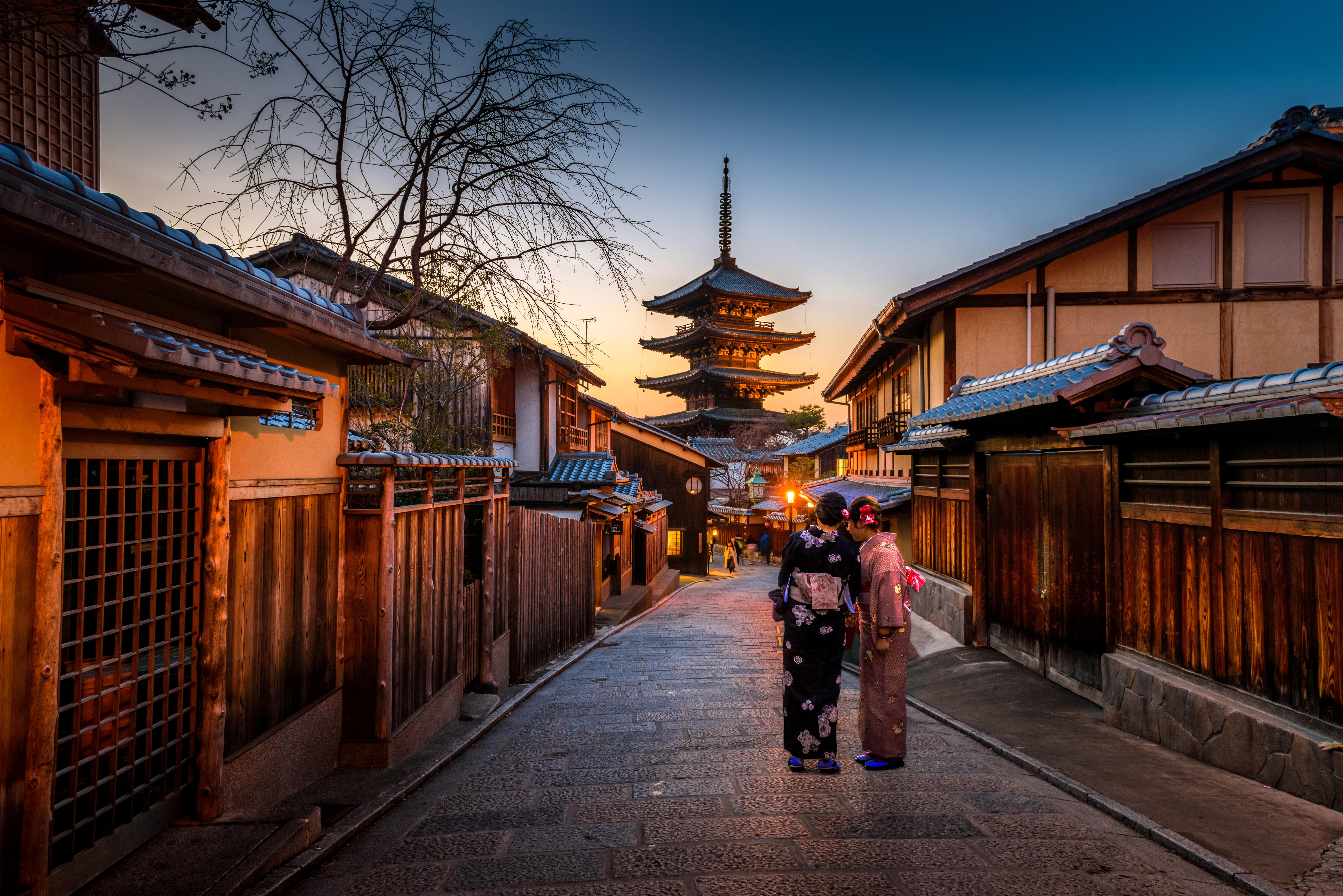 京都で優雅な女子旅プラン!かわいい着物でおしゃれグルメ巡りなど想い出づくり!