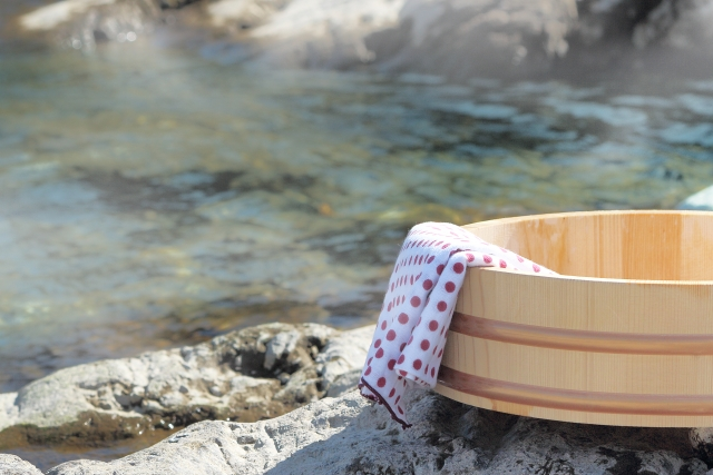 浦安の大江戸温泉物語のアクセス情報!水着で入浴できるからカップルにも人気!