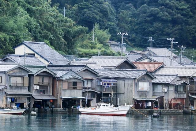 「伊根の舟屋」の遊覧船や絶景ランチ!周辺のおすすめ観光スポットも!
