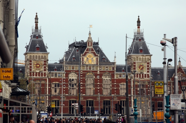 アムステルダム国立博物館の観覧情報!見所や事前予約など人気施設を網羅!