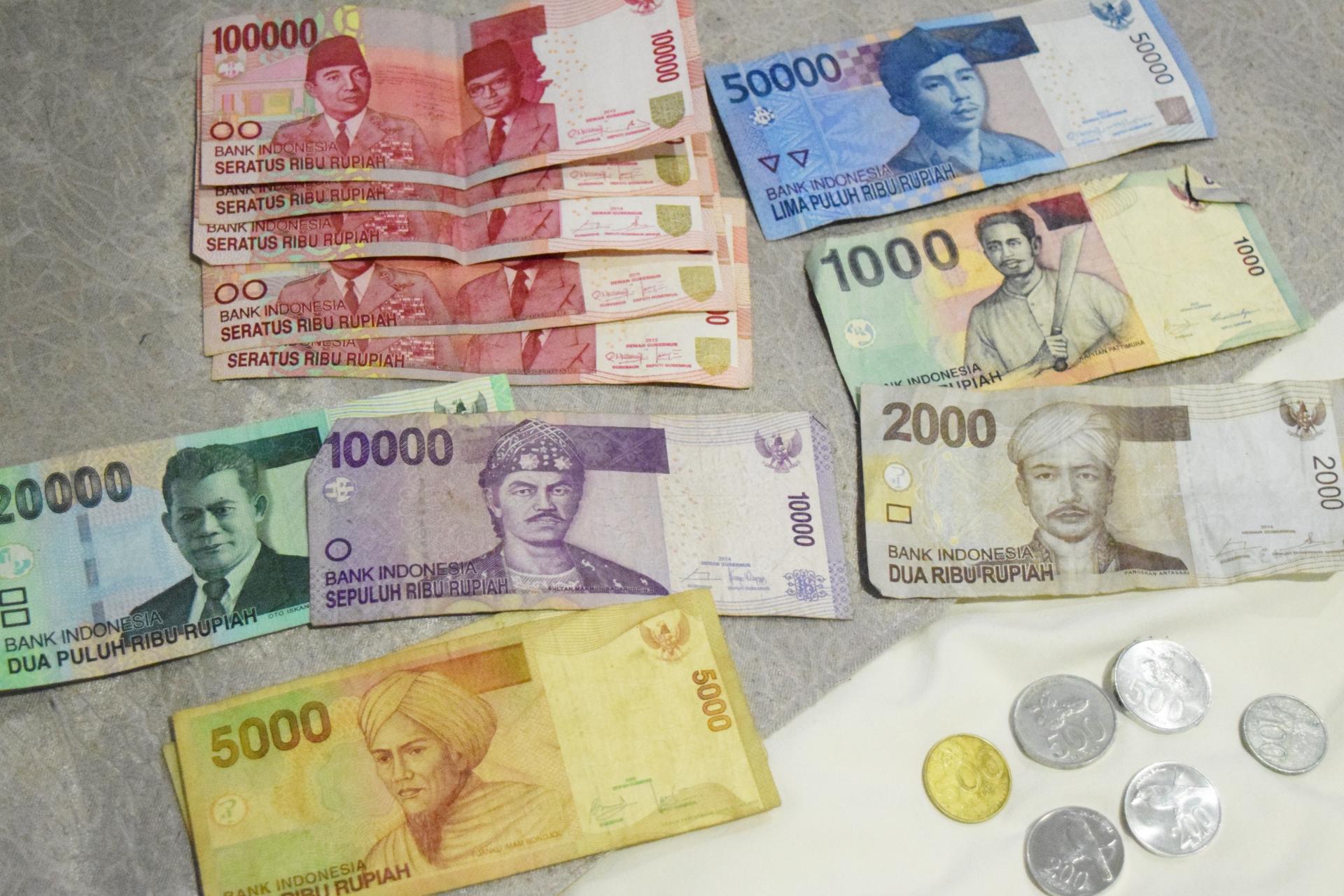 インドネシアの物価は安い?通貨・食費などの情報をご紹介!