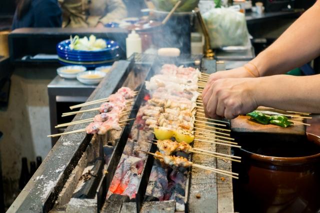 赤坂の美味しい焼き鳥はここ!おすすめの人気店!名店や個室もあり!
