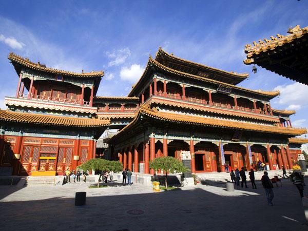 雍和宮・北京!中国最大級チベット寺院の入場料は?胡同のおしゃれカフェも!