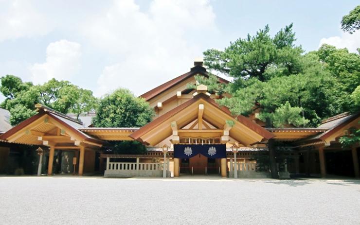 熱田神宮へのアクセスはコレがおすすめ!電車・地下鉄・バス・車まとめ