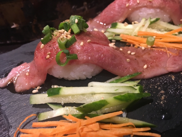 恵比寿で肉寿司ならココ!メニューが豊富な人気店等おすすめ店をご紹介!