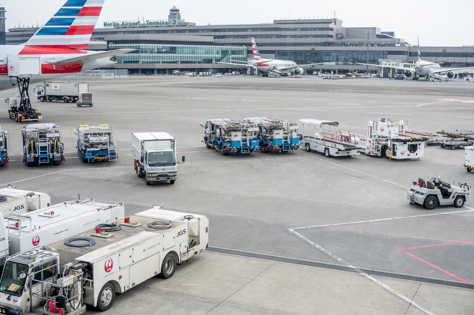 成田空港を観光しよう!こどもも喜ぶスポットや見どころが満載!