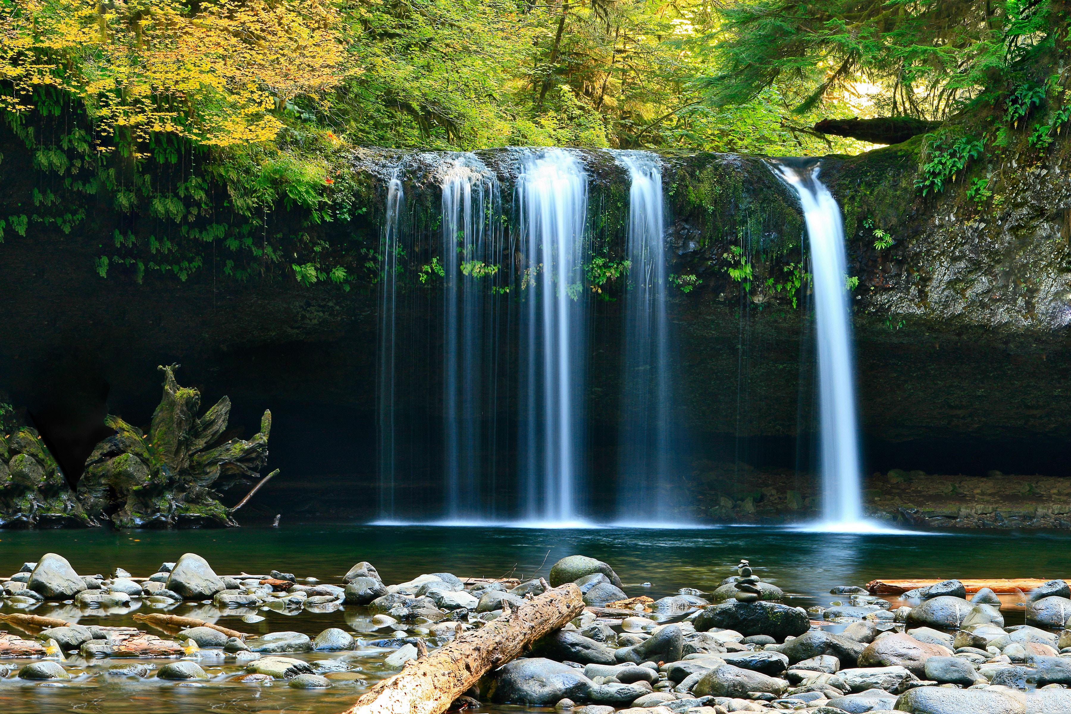 軽井沢の白糸の滝が絶景!見どころやアクセスをまとめて紹介!