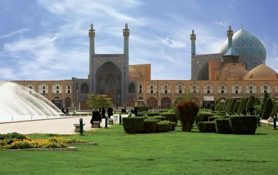 イスファハーン観光の見どころ紹介!ペルシア建築の美しさを満喫する旅!