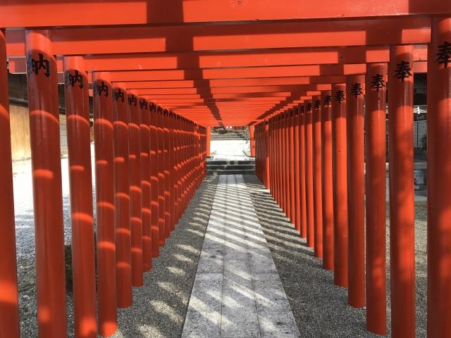 福徳稲荷神社はパワースポットで人気!ご利益・御朱印・お守りの種類などご紹介!
