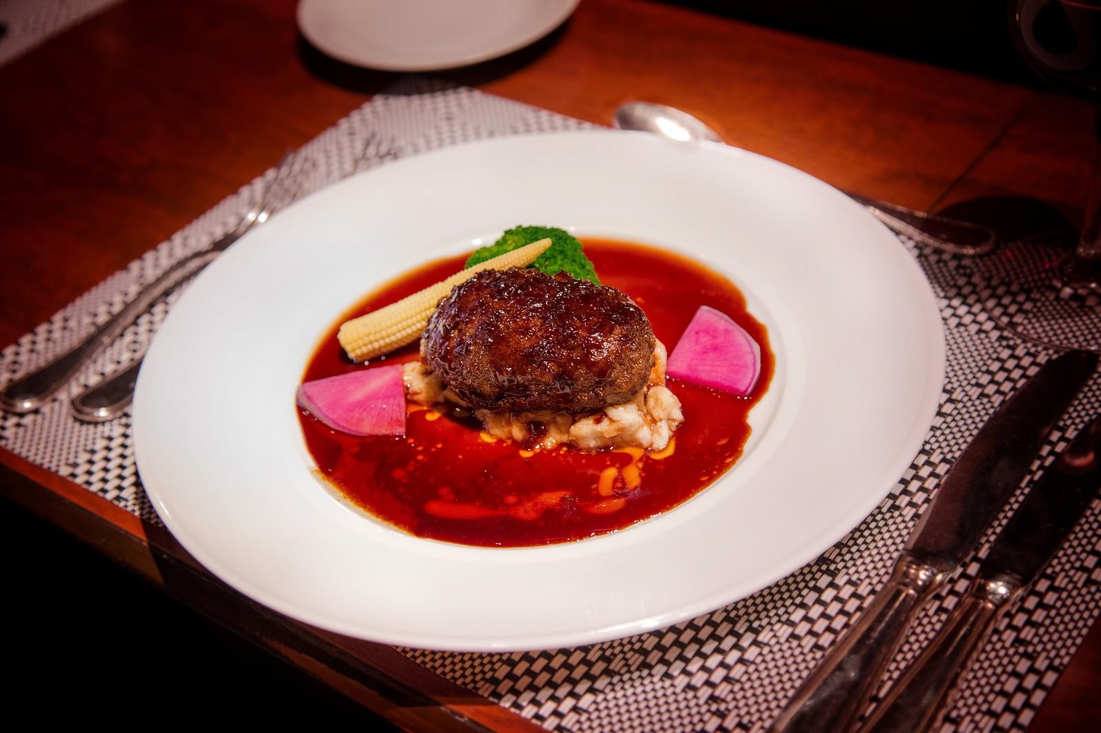 モンブランで浅草ハンバーグ!食べ放題&飲み放題で肉もお酒も大満喫!