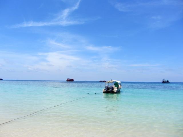 タイの海で絶景を満喫しよう!是非とも行きたいおすすめ観光先は?