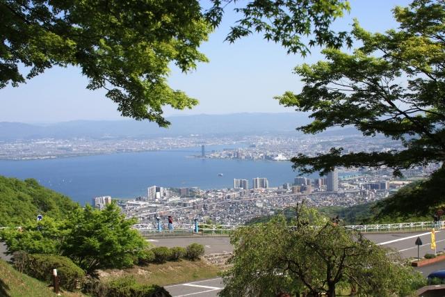 比叡山ドライブウェイは夜景もキレイ!料金や駐車場情報もご紹介!