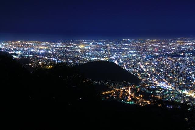 三ヶ根山スカイラインは夜景おすすめポイント!絶景ドライブの料金は?