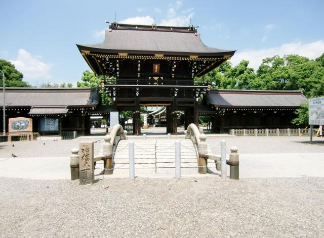 真清田神社のご利益は?愛知で人気のパワースポットは初詣の定番!