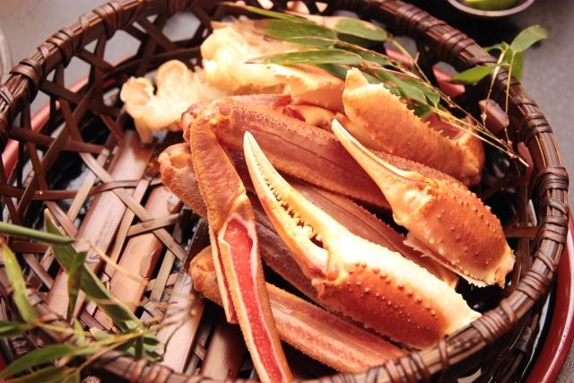 福井でカニ料理ならココがおすすめ!人気の旅館やお店を一挙ご紹介!