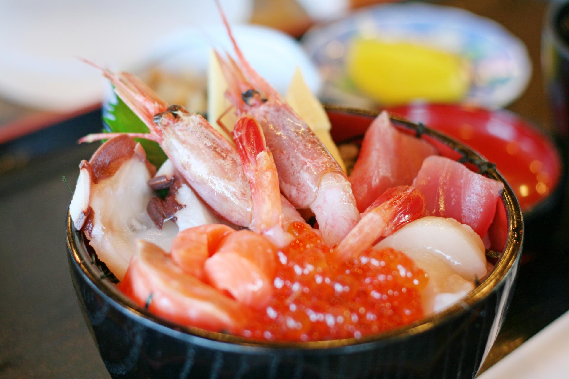 福井の海鮮丼おすすめランキングTOP13!人気のお店をご紹介!