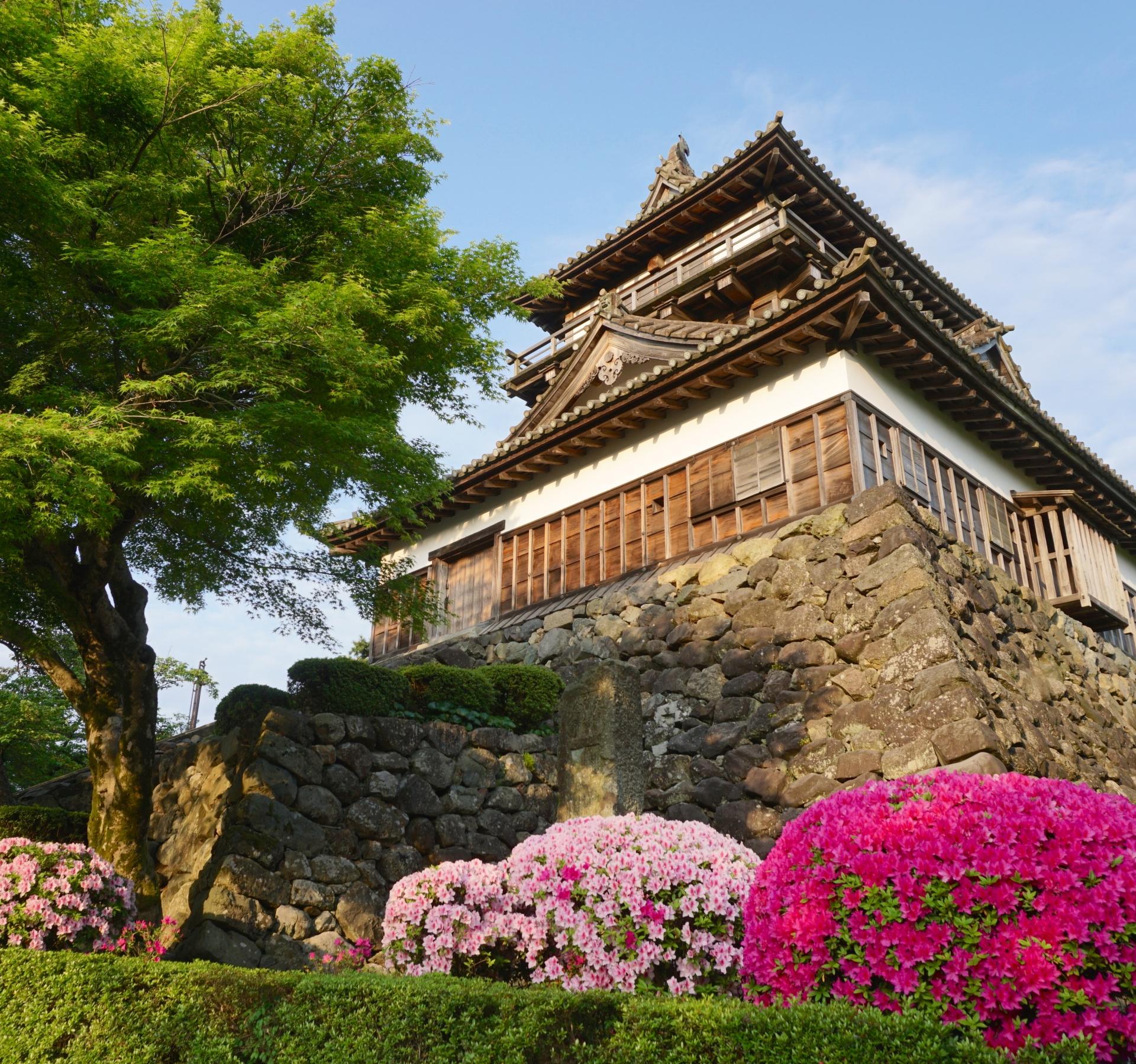 丸岡城に行ってみよう!アクセス情報や料金に見どころもご紹介!