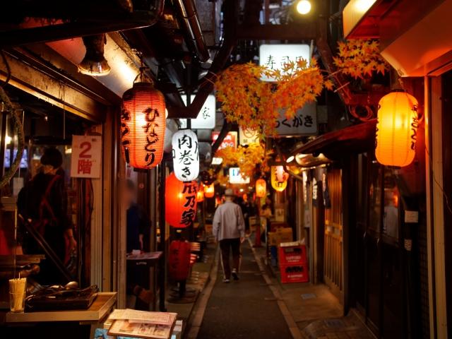 野田阪神地獄谷を散策しよう!レトロな飲み屋街で食べ歩きもおすすめ!