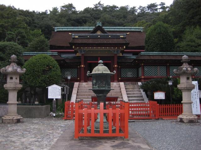 紀州東照宮は煩悩階段「侍坂」で有名!御朱印やお守りも人気!