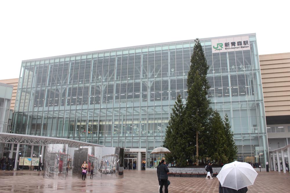 青森駅の観光ならココがおすすめ!徒歩圏内で楽しめるスポットをご紹介!