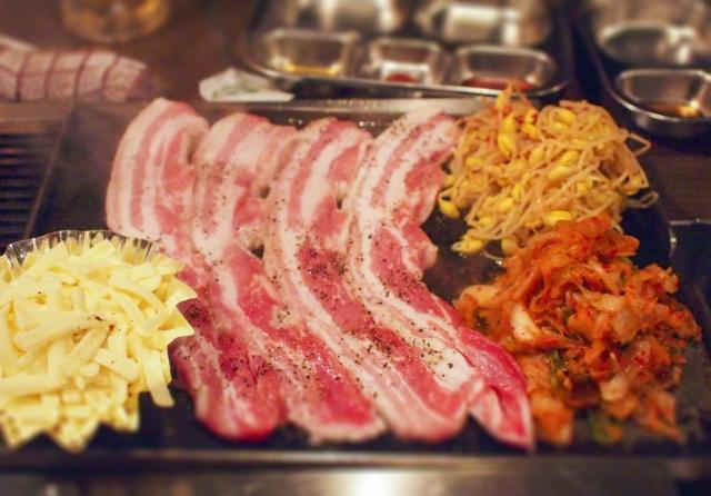 鶴橋でサムギョプサルを堪能!食べ放題やランチなど安い美味しい店を紹介