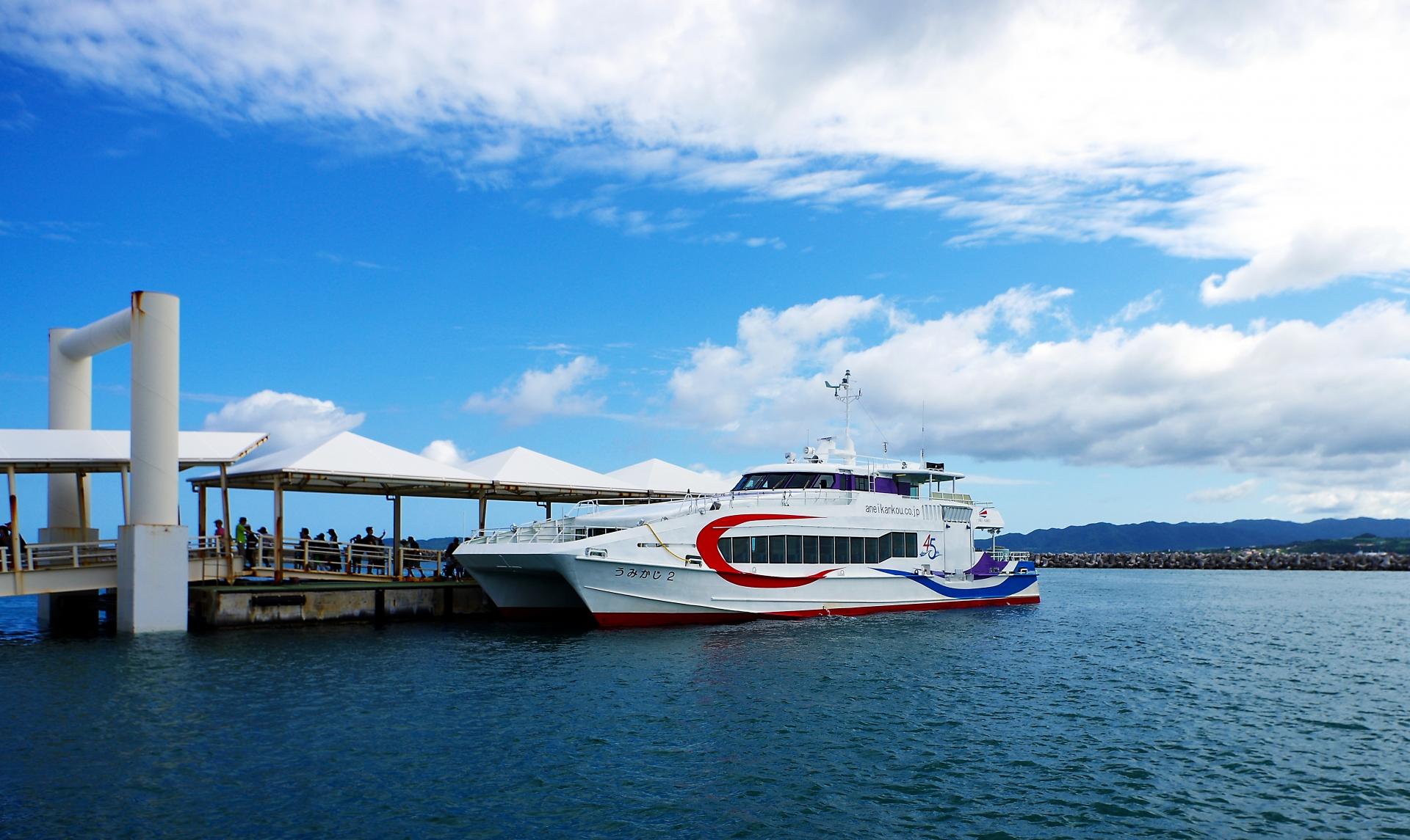 石垣島周辺はフェリー観光が必須!乗り放題のフリーパスがおすすめ!