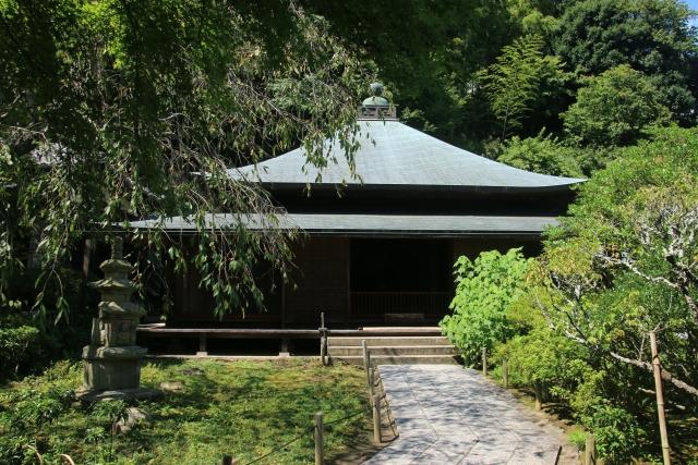 東慶寺は鎌倉の縁切り寺!御朱印や見どころにアクセス情報もご紹介!