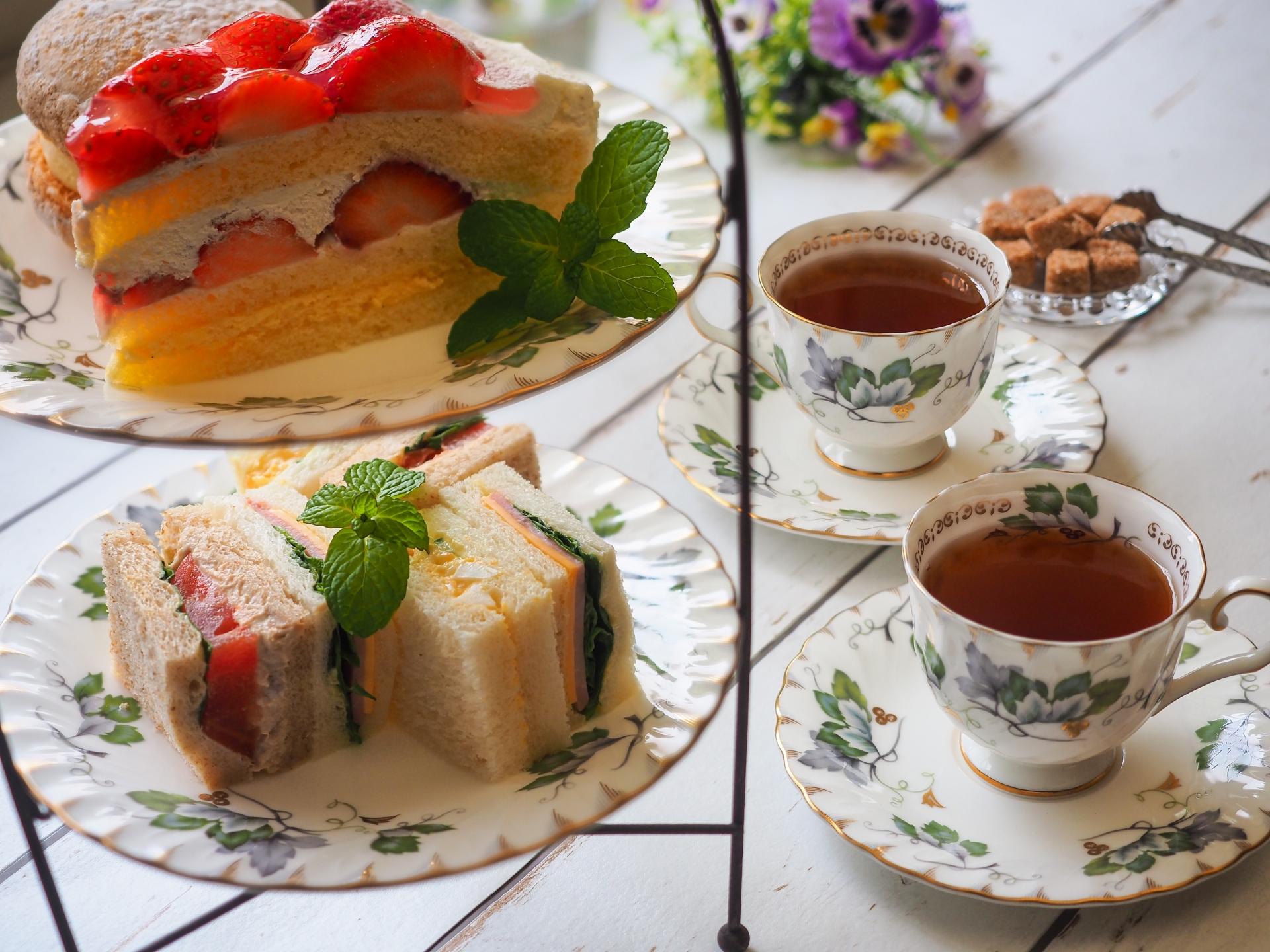 アフタヌーンティーを名古屋で楽しむならココ!おすすめのホテルやカフェを紹介!
