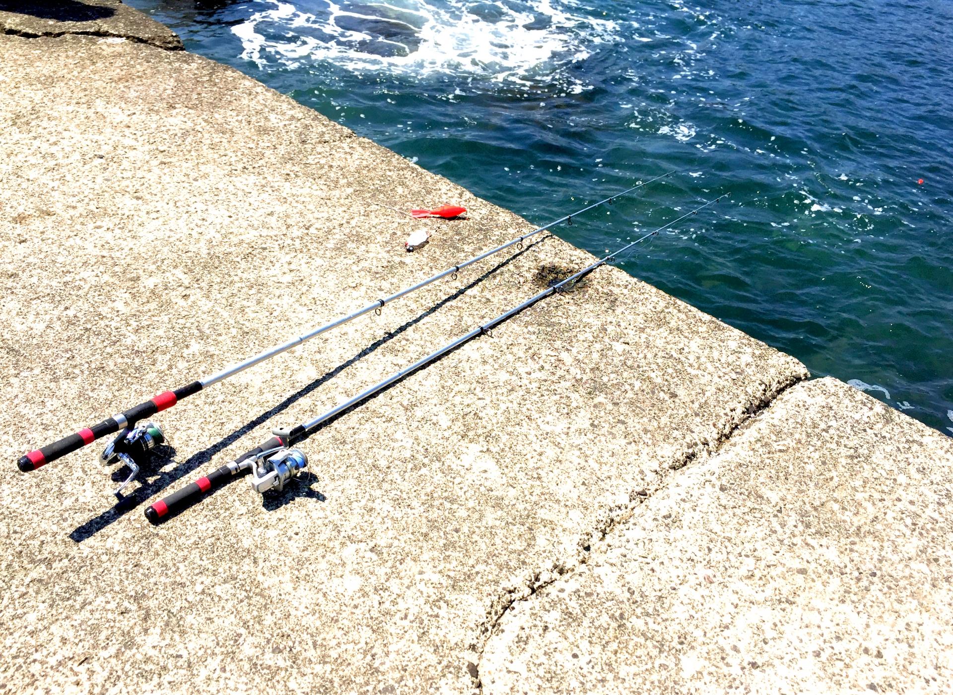 東扇島で釣りのススメ!駐車場有り・餌の自販機完備も人気のポイント!