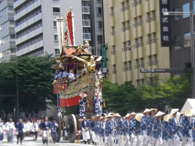 京都の祇園祭2018の日程や宵山の見どころは?混雑状況や交通規制情報など紹介