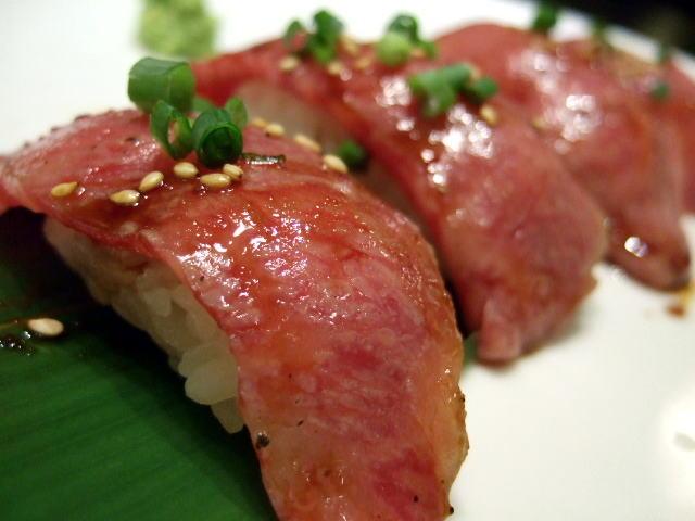 東京で肉寿司の名店まとめ!安い食べ放題など人気メニューを紹介!